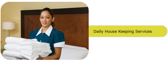 Daily House Keeping Services